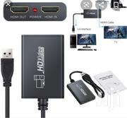 3.0 Hdmi To Usb Capture Card | Cameras, Video Cameras & Accessories for sale in Greater Accra, Airport Residential Area