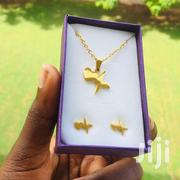 Heartbeat Love Necklace Set | Jewelry for sale in Greater Accra, Teshie-Nungua Estates