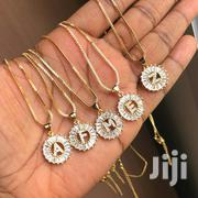 Alphabet Necklace | Jewelry for sale in Greater Accra, Teshie-Nungua Estates