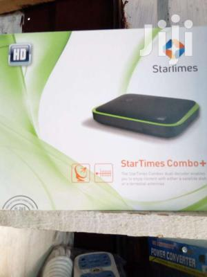 Startimes HD Combo Decoder And Dish With Free One Month Subs