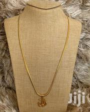 Anchor Pendant Necklace | Jewelry for sale in Greater Accra, Teshie-Nungua Estates