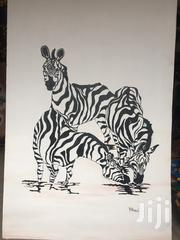 Beautiful Painting (Zebra) | Arts & Crafts for sale in Eastern Region, Akuapim North