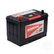 17 Plate Hankook 90ah Right Terminal Car Battery | Vehicle Parts & Accessories for sale in Greater Accra, Abossey Okai