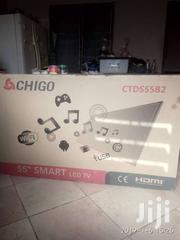 Chigo Smart Androd 55' Tv | TV & DVD Equipment for sale in Brong Ahafo, Sunyani Municipal