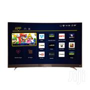 "TCL 49"" Full HD Curved Netflix Smart LED TV 
