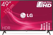 "LG 49""Inch Uhd 4K Smart Sat Thinq Ai Hdr_magic Remote TV 