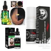 Beard Spray and Hair Growth Serum | Hair Beauty for sale in Ashanti, Mampong Municipal