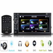 Universal Dvd HD Radio Touch Screen Multimedia Player | Vehicle Parts & Accessories for sale in Greater Accra, Abossey Okai