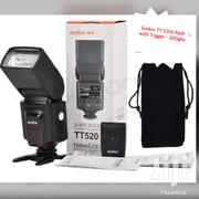 Godox TT 520II Flash With Trigger. | Cameras, Video Cameras & Accessories for sale in Greater Accra, Ga West Municipal