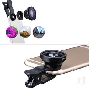 Universal Clip 3 in 1 Fish Eye Camera