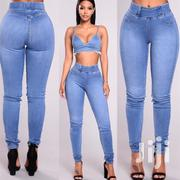Ladies High Waist Jeans | Clothing for sale in Greater Accra, Kwashieman