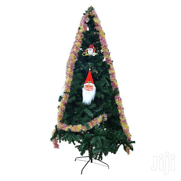 Christmas Tree With Iron Stand 240cm 1200tips