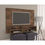 Walnut Colour Tv Unit | Furniture for sale in Greater Accra, Ga South Municipal