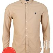 Men's Oxford Polo Ralph Lauren Long Sleeve | Clothing for sale in Greater Accra, Nungua East