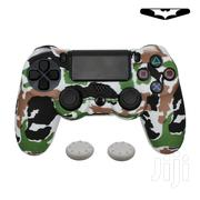 PS4 Controller Gamepad Camo Silicone Cover Rubber Skin Grip Case | Video Game Consoles for sale in Eastern Region, New-Juaben Municipal