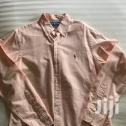 Oxford Polo Ralph Lauren Men's Long Sleeve Shirt | Clothing for sale in Greater Accra, Nungua East