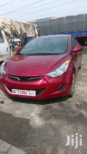 Hyundai Elantra 2013 Red | Cars for sale in Greater Accra, Abelemkpe