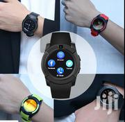 V8 Bluetooth Smart Watch Fitness Pedometer Sim Andriod | Smart Watches & Trackers for sale in Greater Accra, Tema Metropolitan