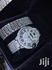 Cartier All Iced Watch Plus Bracelet | Watches for sale in Greater Accra, Accra Metropolitan
