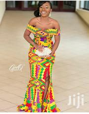 Gifty Auntie Bonwire Kente | Clothing for sale in Greater Accra, Labadi-Aborm