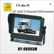 10' Truck Bus AHD Monitor Rearview Camera | Vehicle Parts & Accessories for sale in Greater Accra, South Labadi