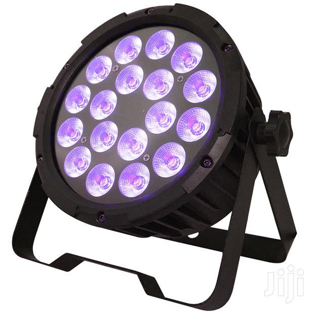Rental Of RGB Lights