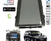 Toyota Land Cruiser Android Dvd Radio Sys | Vehicle Parts & Accessories for sale in Greater Accra, Abossey Okai