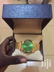 Original Gold Nixon Time Teller With a Green Dial | Watches for sale in Greater Accra, Kwashieman