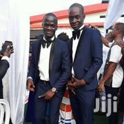 Unique Tuxedo Blue Black Suit | Clothing for sale in Greater Accra, East Legon