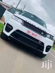 New Land Rover Range Rover Sport 2017 SVR 4x4 (5.0L 8cyl 8A) White | Cars for sale in Greater Accra, Achimota