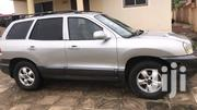 Hyundai Santa Fe 2005 2.7 V6 GLS 4WD Silver | Cars for sale in Greater Accra, Accra new Town