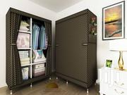 2 in 1 Fabric Wardrobe | Furniture for sale in Greater Accra, Kotobabi
