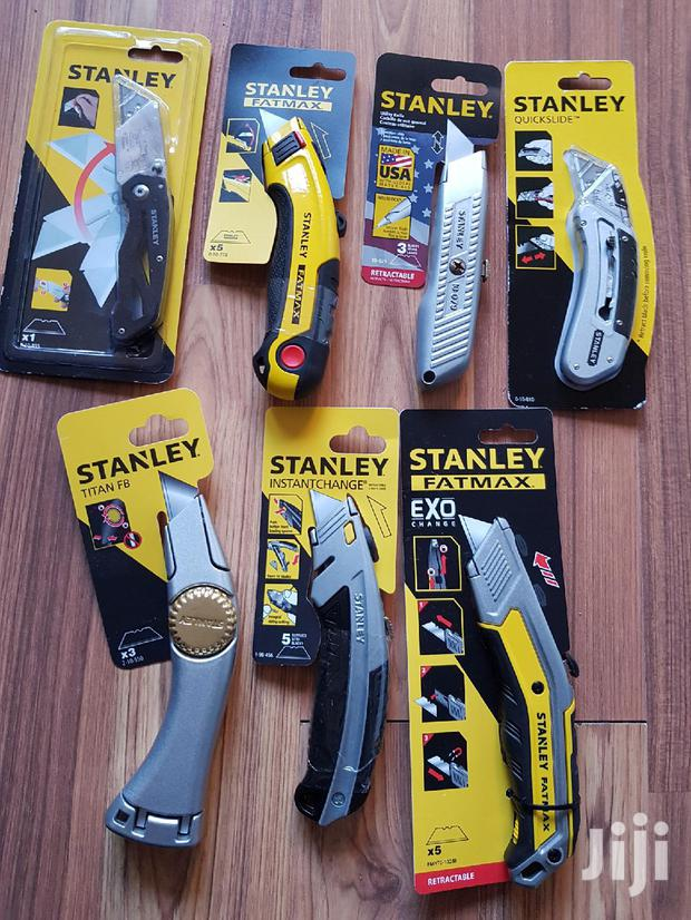 Stanley Retractable Cutting Knives