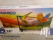 Nasco LED UHD 24 Inches Digital And Satellite   TV & DVD Equipment for sale in Greater Accra, Achimota
