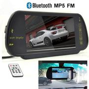 Car-universal HD Rearview Video Mirror | Vehicle Parts & Accessories for sale in Greater Accra, Abossey Okai