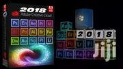 Adobe CC 2018 (Full Software Package) | Computer Software for sale in Greater Accra, Roman Ridge