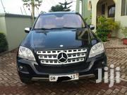Mercedes-Benz M Class 2010 Black | Cars for sale in Greater Accra, Ga South Municipal