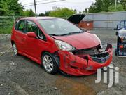 Honda Fit 2010 Automatic Red   Cars for sale in Greater Accra, Ga South Municipal