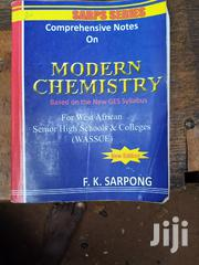 Chemistry and Physics Text Books for Shs With Past Questions. | Books & Games for sale in Greater Accra, Dzorwulu