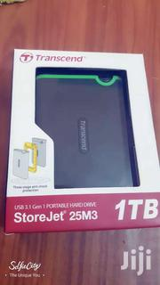 TRANSCEND 1TB HARD DRIVE Store Jet 25M3   Computer Hardware for sale in Greater Accra, Achimota