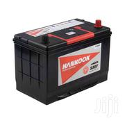 17 Plate Hankook 90ah Left Terminal Car Battery | Vehicle Parts & Accessories for sale in Greater Accra, Abossey Okai