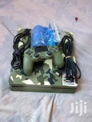 Camou Ps4 Slim 1tb With 6 Games Installed | Video Game Consoles for sale in Greater Accra, East Legon (Okponglo)