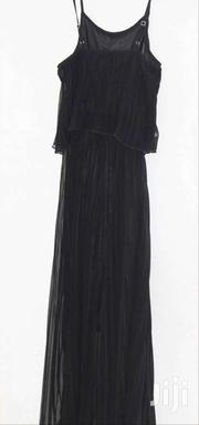 Black Pleated Dress | Clothing for sale in Greater Accra, Dansoman