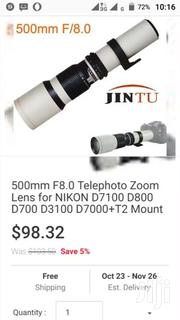 A Telephotolens 500mm 8.0 Swapping With Phone Is Allowed | Cameras, Video Cameras & Accessories for sale in Greater Accra, Kwashieman