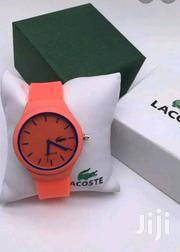 Original Lacoste Silicon Watches | Watches for sale in Greater Accra, Nungua East