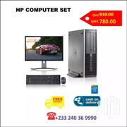 Hp Desktop PC Set | Laptops & Computers for sale in Greater Accra, Nungua East