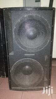 EAW LA128Z Dual 18 2000w Bass Speakers | Audio & Music Equipment for sale in Greater Accra, Kokomlemle