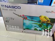Led 43 Wave Nasco Satellite HD Clear Tv | TV & DVD Equipment for sale in Greater Accra, Kokomlemle
