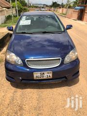 Toyota Corolla 2007 1.8 VVTL-i TS Blue | Cars for sale in Greater Accra, Darkuman