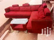 L Shape Sofa Chair Center Table | Furniture for sale in Greater Accra, Accra new Town